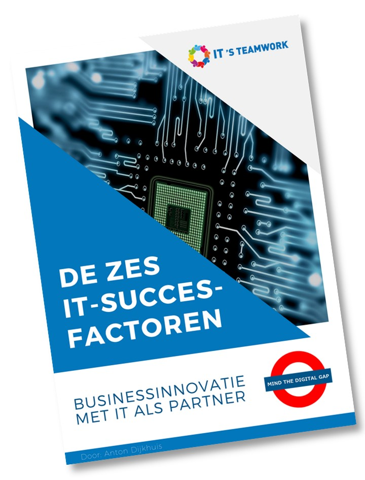 Whitepaper ITsteamwork - de zes IT-succesfactoren